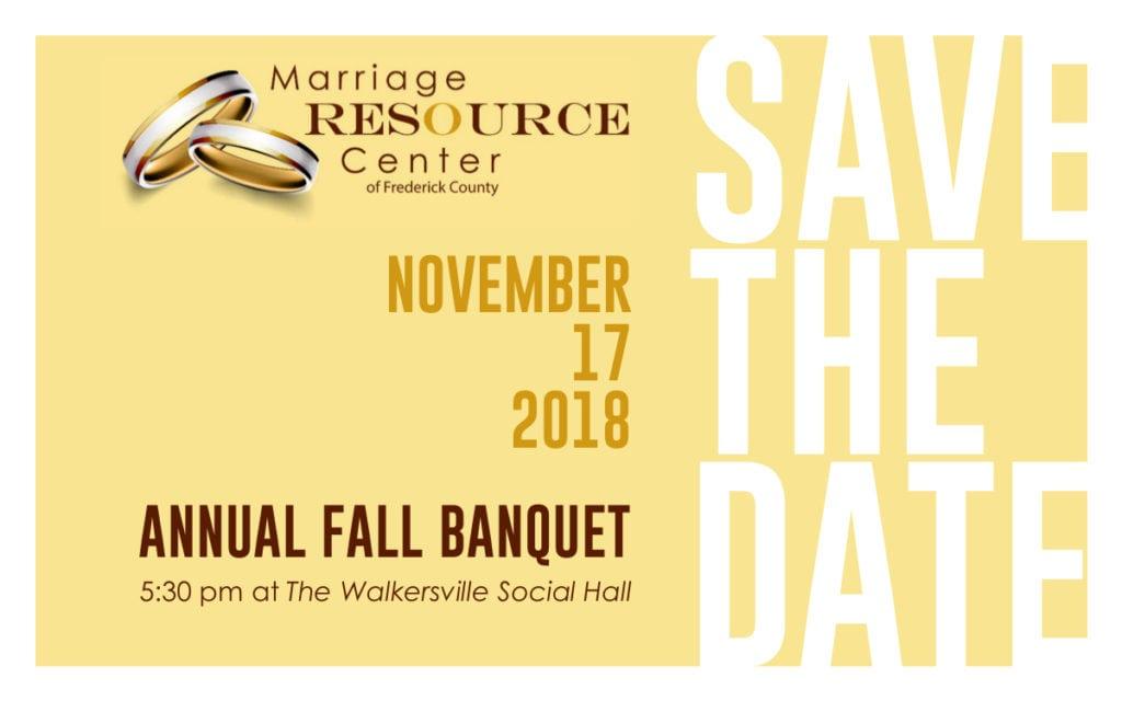 MRCFC Annual Fall Banquet