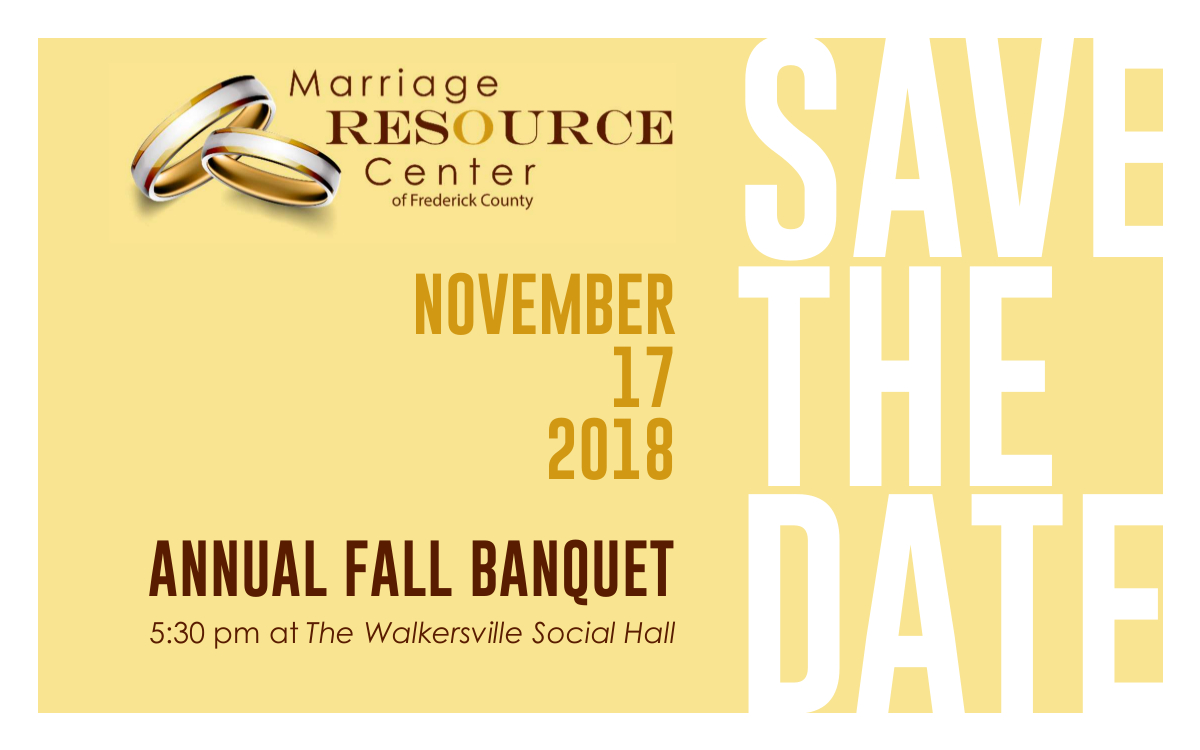 MRCFC Annual Fall Banquet